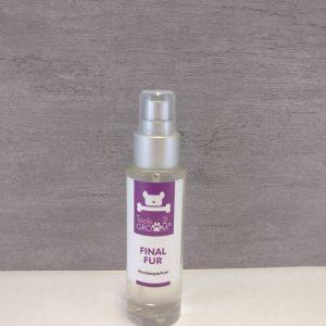Tools 2 Groom – Final Fur meest verkochte parfum wordt standaard in de trimsalon gebruikt.