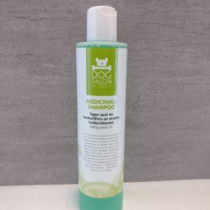 Dog Salon – Medicinale Shampoo voor: allergieën, jeuk of schilfers.